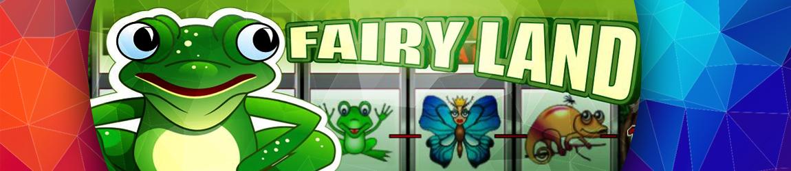 где можно найти игровой автомат fairy land 1 без регистрации