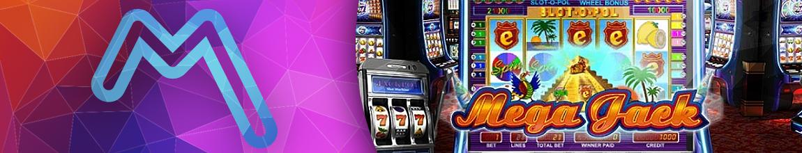 все игровые автоматы и аппараты казино от разработчика мега джек